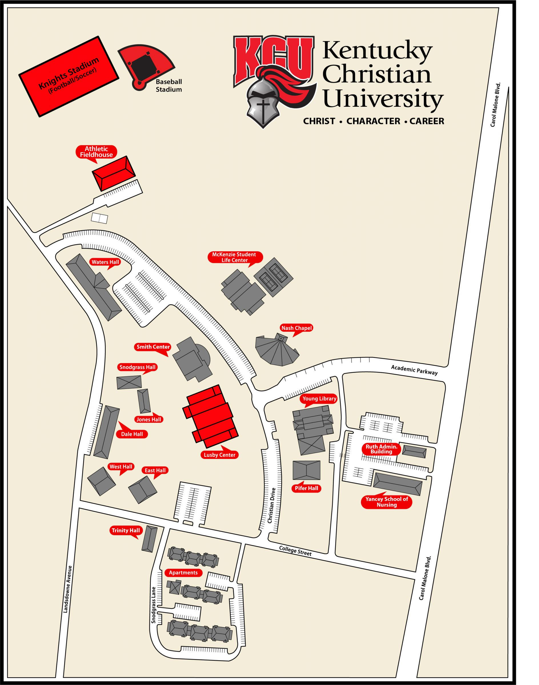 Uc Clermont Campus Map.Kcu Women Win At Uc Clermont Kentucky Christian University Athletics