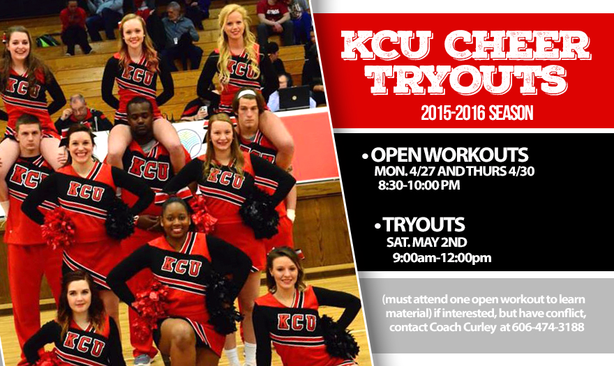 Photo for 2015-16 Cheer Tryouts