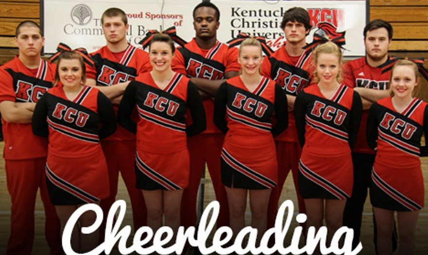 Photo for Interested in Cheerleading at KCU?
