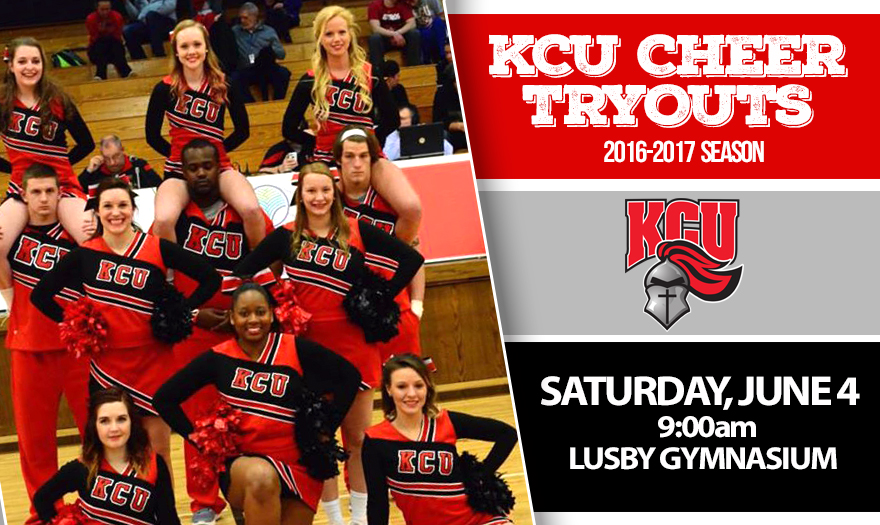 Photo for KCU Cheerleading Tryouts
