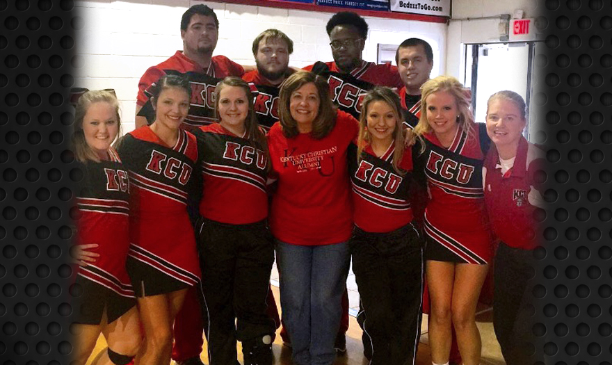 Photo for KCU Cheerleading Competes at Regional Competition