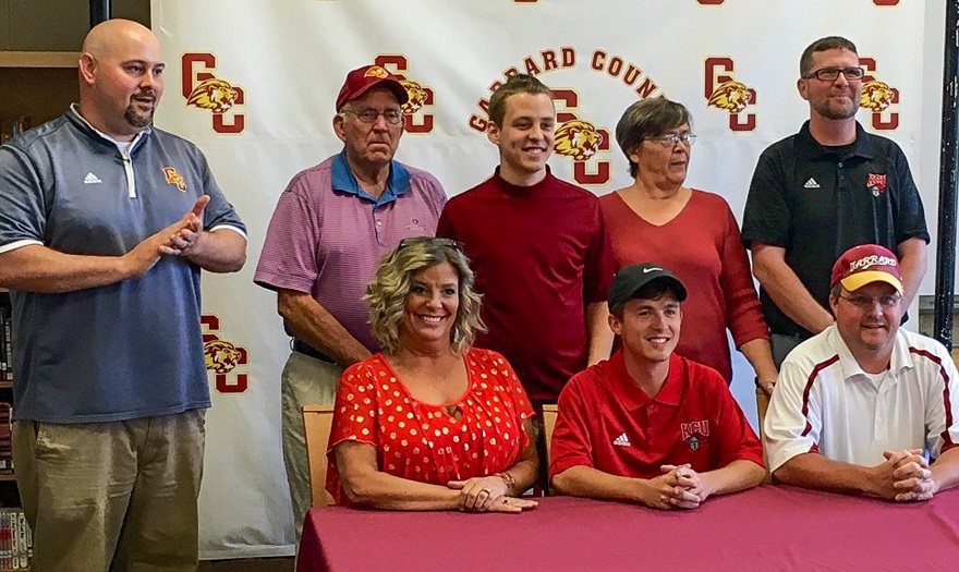 Photo for Garrard County Golfer Commits to KCU