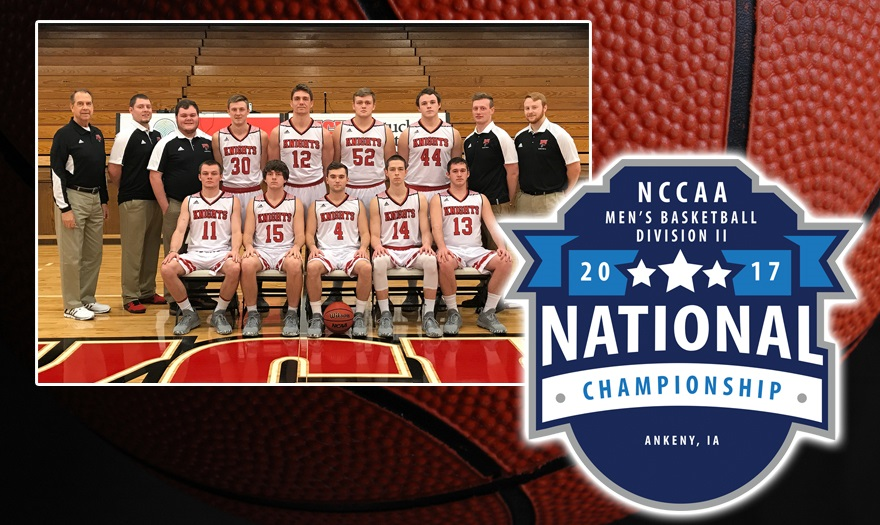 Photo for Knights Return to NCCAA II Nationals