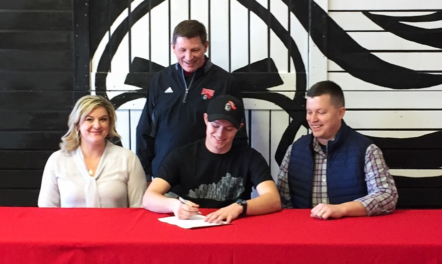 Photo for Casey Clark Signs with KCU Baseball