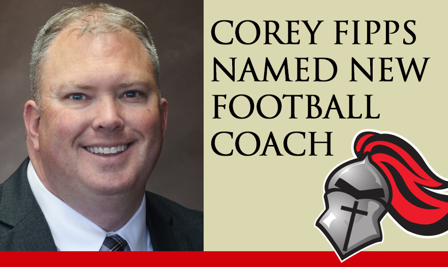 Photo for KCU Names Corey Fipps As New Head Football Coach