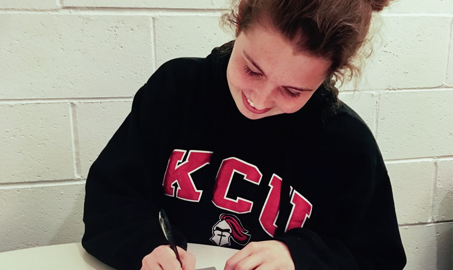 Photo for Holmen Signs with VolleyKnights