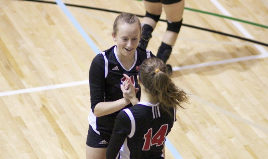 Photo for VolleyKnights Begin National Tournament Play