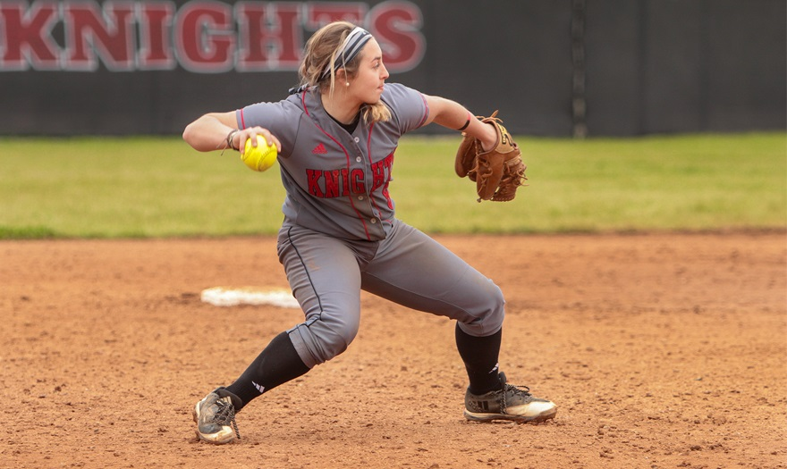 Photo for Lady Knights Split with IU Southeast