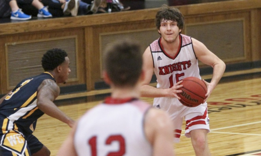 Photo for Knights Get Road Win - Defeat Hiwassee
