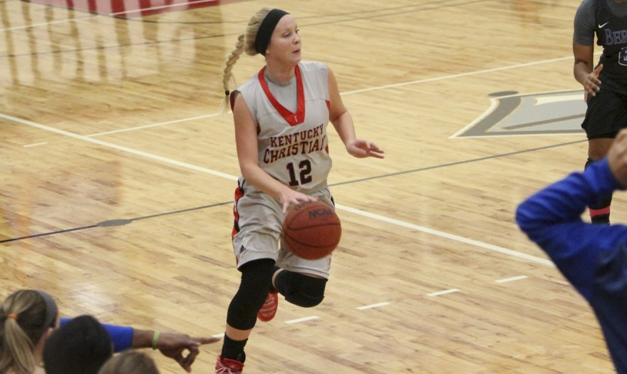 Photo for Lady Knights Lose Heart-Breaker at Berea
