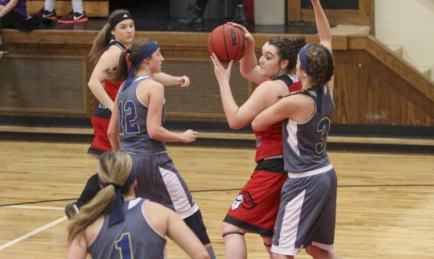 Photo for KCU Earns Sweep in Lady Knights Classic