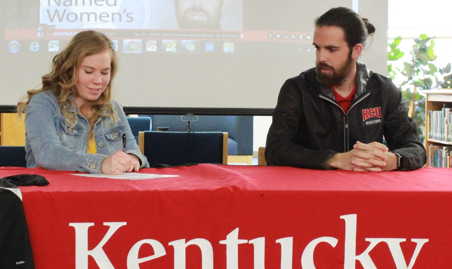 Photo for Jenna Smith Joins Lady Knights Soccer