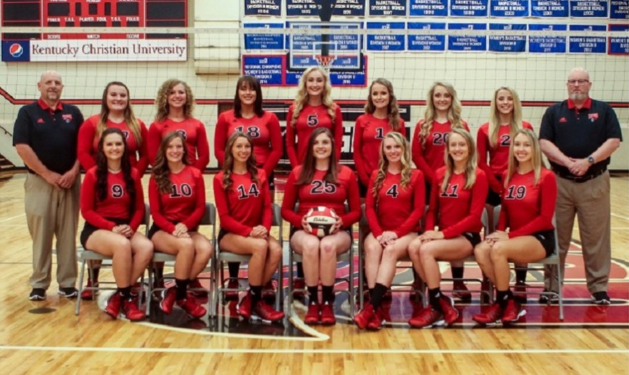Photo for KCU Volleyball Finishes 2nd Nationally