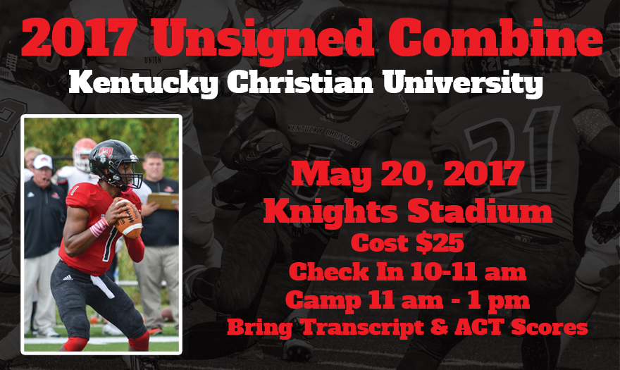 Photo for KCU Football 2017 Unsigned Combine