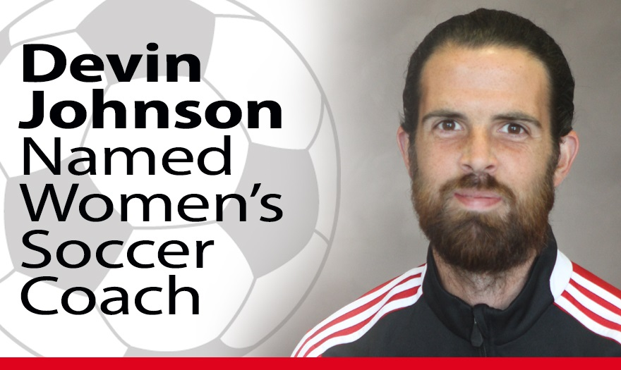 Photo for Devin Johnson to Lead Women's Soccer